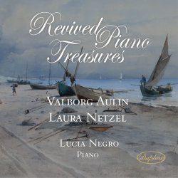 LUCIA NEGRO – REVIVED PIANO TREASURES