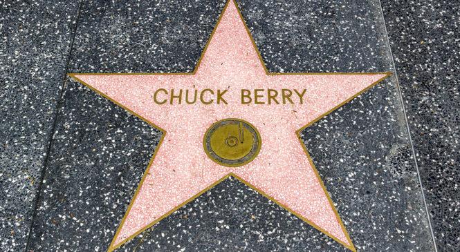 FUNDERINGAR KRING CHUCK BERRY