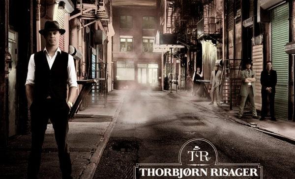 THORBJØRN RISAGER & THE BLACK TORNADO – CHANGE MY GAME