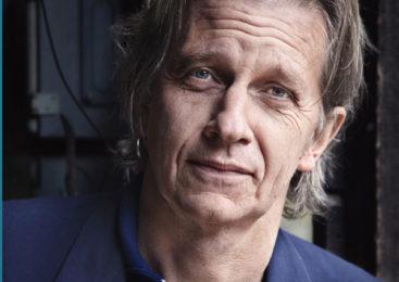 STEFAN SUNDSTRÖM MOTTAR JOE HILL MEMORIAL MUSIC AWARD 2018