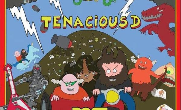 TENACIOUS D – POST-APOCALYPTO