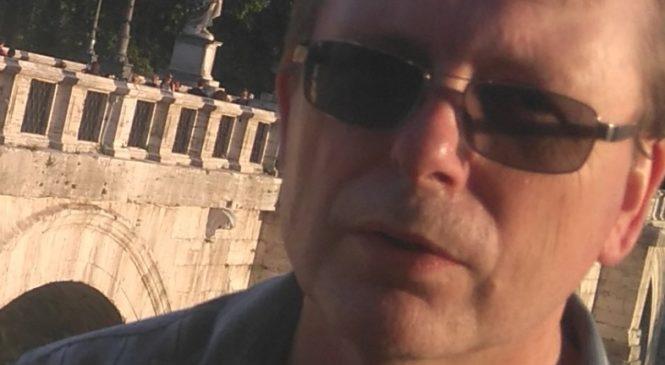 POPARKEOLOG DAVID WELLS ÖPPNAR DÖRREN TILL EN NY VÄRLD